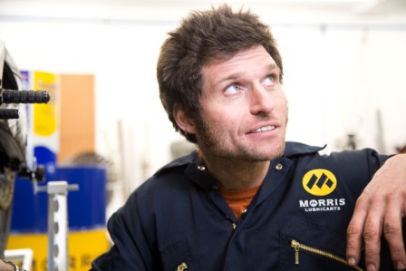 Morris Lubricants name Guy Martin as 2018 brand ambassador